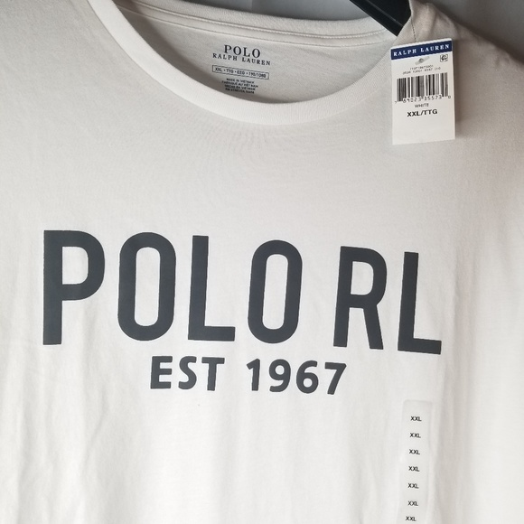 NEW Polo Ralph Lauren POLO 1967 Short Sleeve Mens T Shirt